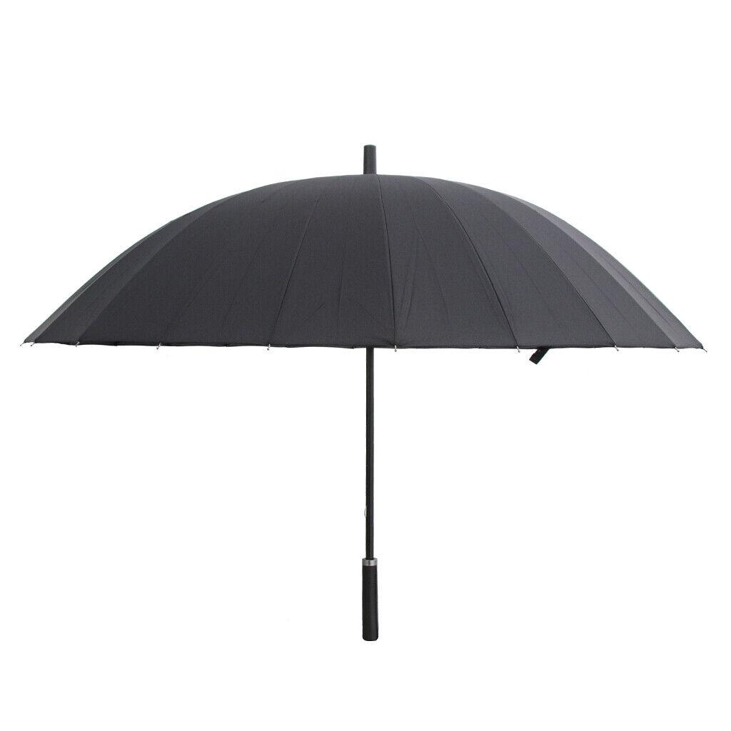 High quality sun rain umbrella oversized parasol Long handle Windproof