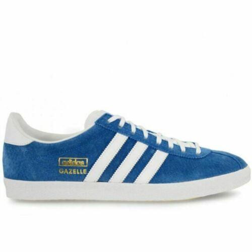 Size 8.5 - adidas Gazelle OG Blue - G16183