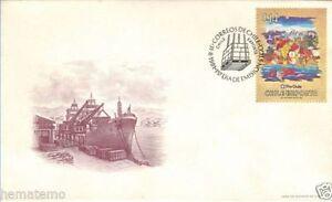 Chile-1981-FDC-Chile-Exporta