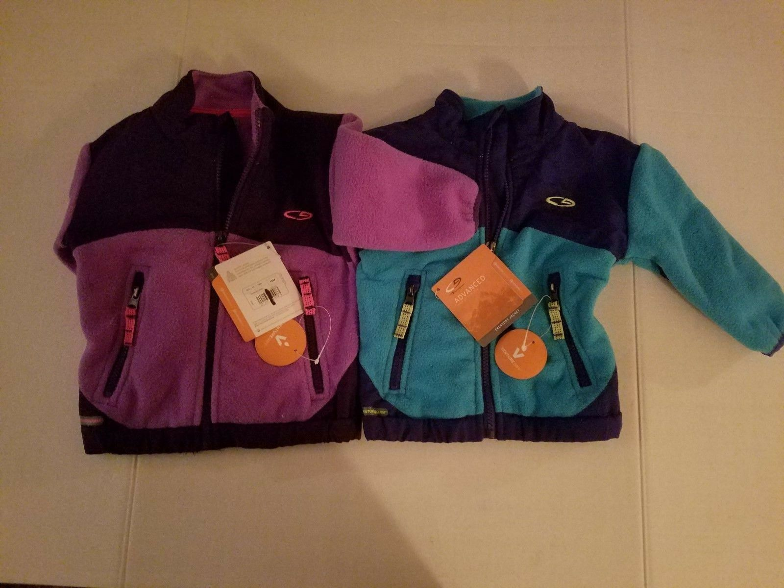 e7c856844 C9 by Champion Toddler Girls Advanced Everyday Jacket Purple Size ...