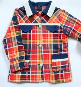Chemise-blouse-a-carreaux-vintage-5-ans