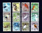 HONG KONG 2006 BIRD STAMPS 12v $0.1 TO $5 VF MNH - BIRD