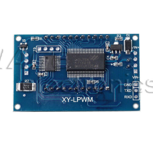 LCD Display PWM Board Modul Pulse Frequency Zyklus Modul Adjustable