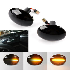 2X-LED-Dynamic-Side-Repeater-Light-Indicator-For-MINI-Cooper-R55-R56-R57-R58-R59