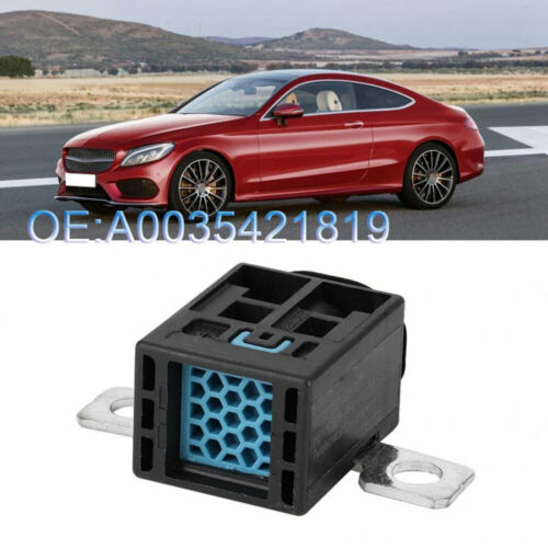 Car Battery Fuse Overload Protection Trip A0035421819 Fit For Mercedes C-Class