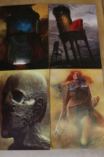 ZDZISLAW BEKSINSKI Art Poster 11.8 x 16.5 YOU CAN CHOOSE FROM 250 POSTERS