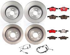 New OEM MINI R50 R53 R52 Front Brake Pad and Wear Sensor Kit 34112167233
