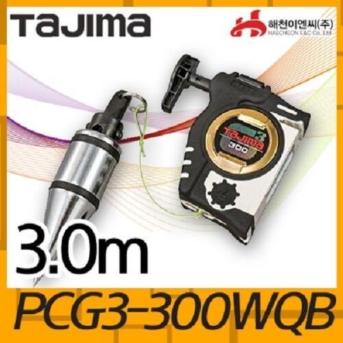 [TAJIMA] Plumb Bob Setter to Mesure Angles 3.0 Meter PCG3-300WQB_ig