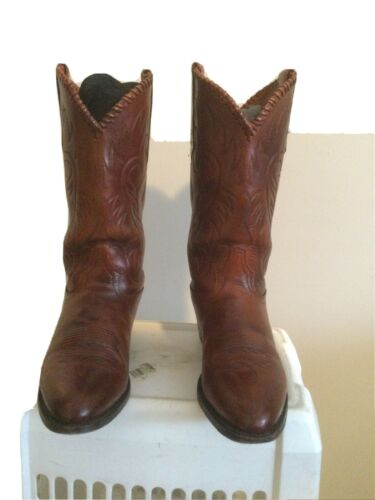 Tony Lama Boots  Leather 11.5
