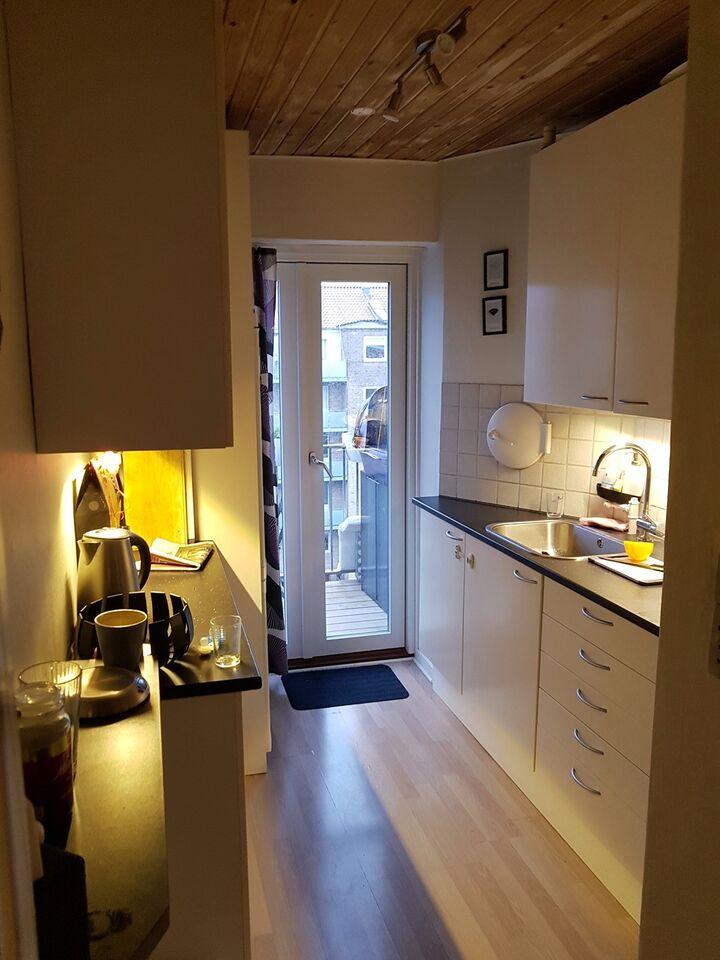 9000 2 vær. lejlighed, 51 m2, Færøgade 29