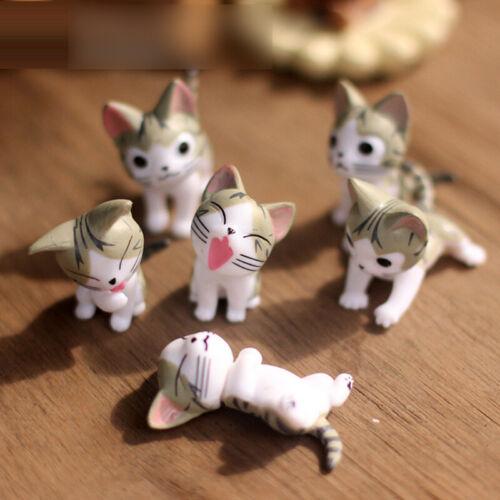 Micro Landscape Cute Bird Owl Pet Cat Miniature Fairy Dollhouse Garden Decor