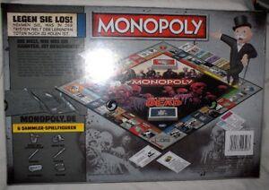 Monopoly Survival Edition In neu,ovp,lizenzware,raritÄt Ausgezeichnete The Walking Dead QualitäT