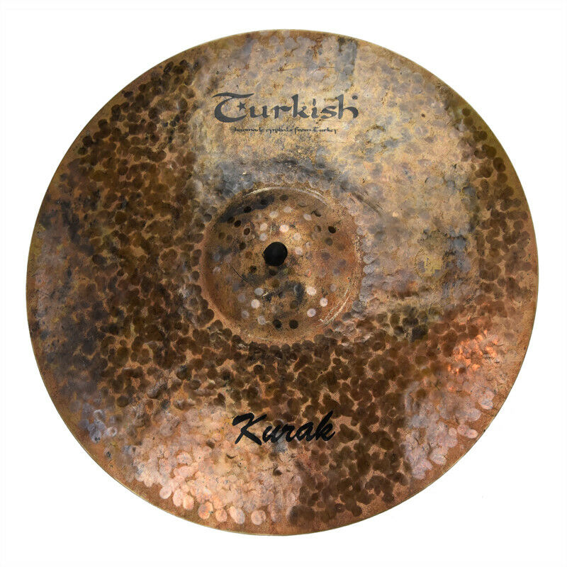 TURKISH CYMBALS cymbale Custom Kurak 12
