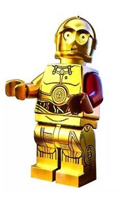Lego-Disney-Star-Wars-The-Force-Awakens-Red-Arm-C-3P0-C3P0
