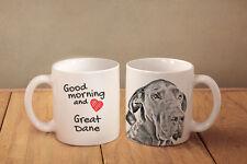 Deutsche Dogge - Keramik Becher Subli Dog DE