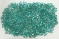 500 CTS SCOOP NATURAL APATITE GREEN BLUE RAW ROUGH LOOSE MINERAL GEMSTONES LOT