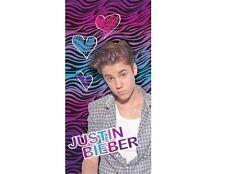 "Justin Bieber Zebra Beach Towel 100% Cotton 30"" x 60"""