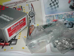 Silverline Tameo 1:43 Kit Slk 075 Mclaren Mp4 / 25 F.1 Vainqueur China Gp 2010 Bouton