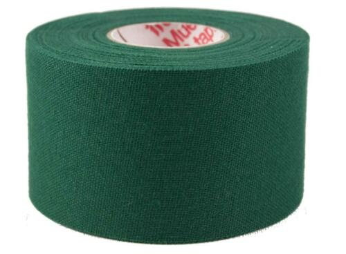 """NEW MUELLER MTAPE 1.5/"""" x 10yd ATHLETIC TRAINERS SPORTS M TAPE ALL COLORS 6 ROLLS"""