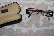 21d8507b6f33f0 objet 7 Montures lunettes de vue CHANEL couleur bordeaux -Montures lunettes  de vue CHANEL couleur bordeaux. 45,00 EUR