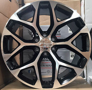 Image Is Loading 26 Gmc Yukon Denali Style Wheels Tires Black