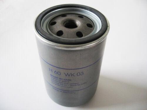 1 von 1 - Kraftstofffilter HENGST ORIGINAL, H60WK03 NEU!