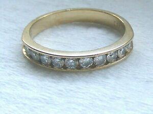Zei-18k-Yellow-Gold-Round-Diamond-Eternity-Band-Ring