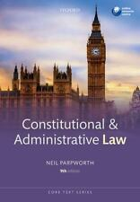 CONSTITUTIONAL AND ADMINISTRATIVE LAW+ ONLINE RESOURCE CENTRES
