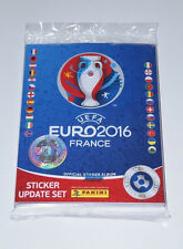PANINI EURO 2016 Francia SWISS/SVIZZERA STAR EDITION - 84 aggiornamenti/updates
