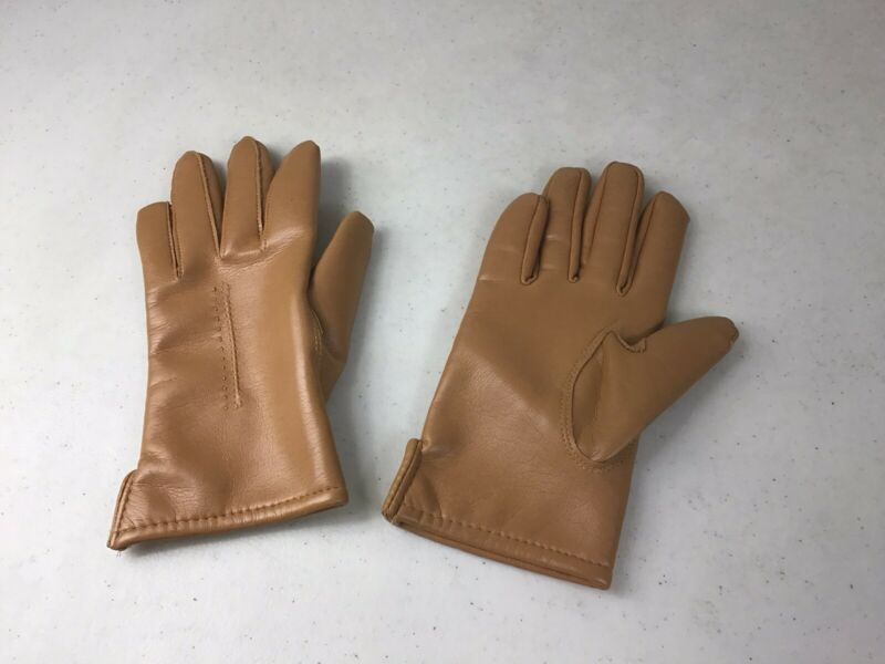 Discreet Vintage Driving Gloves Lined Womens Medium Available In Various Designs And Specifications For Your Selection