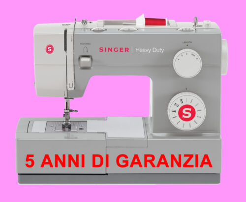 Machine Machines pour Coudre Singer Heavy Duty 4411 Singer Couture Agrafeuse