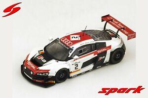1-43-Audi-R8-n-2-Spa-2014-1-43-SPARK-SB077