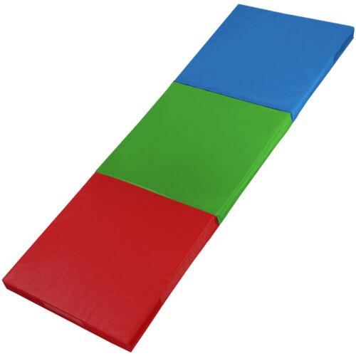Klappbare Matte Turnmatte Gymnastikmatte Bodenmatte Fitnessmatte 180 x 60 x 5 cm