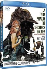 THE PRIVATE LIFE OF SHERLOCK HOLMES (Billy Wilder)-   Blu Ray - Sealed Region B