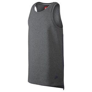 Nike mens TECH FLEECE TANK 727353-418 MSRP:$65