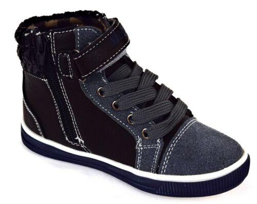 Enfants Sneaker Chaussures De Sport Chaussures Basses Baskets Bleu Gris 25,26,27-30