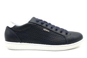scarpe-da-uomo-IgieCo-3131211-casual-sportive-basse-sneakers-pelle-estive