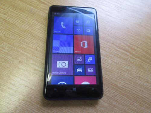 1 of 1 - Nokia Lumia 625 - 8GB - Black (Unlocked) Smartphone - Used - D2235