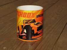 Matchbox Lotus Seven 7 Advert MUG