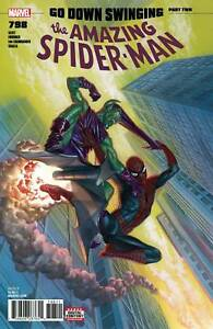 AMAZING-SPIDER-MAN-798-Alex-Ross-Marvel-NM-or-better-RED-GOBLIN-1ST-APPEARANCE