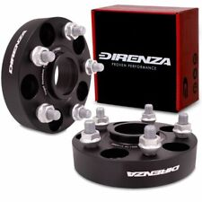 4 x 5mm Hubcentric Bore Alloy wheel spacers Fit Toyota Supra MK3 60.1 5x114.3
