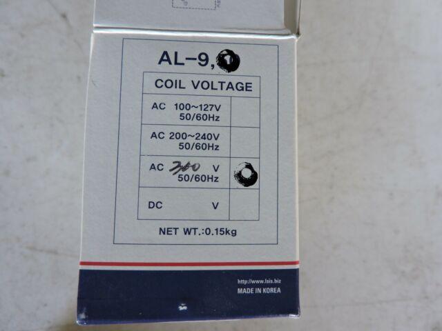 AL-009-100 LG//LS GMC 009-040 Mechanical Latch Unit 100-127V Coil New In Box