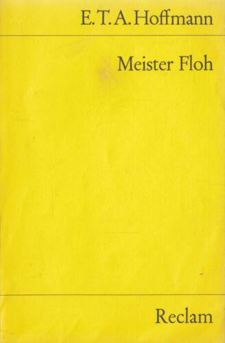 1 von 1 - Reclam- 00365 HOFFMANN : MEISTER FLOH