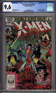 Uncanny-X-Men-166-CGC-Graded-9-6-NM-Marvel-Comics-1983