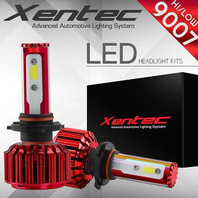 XENTRONIC LED Headlight kit 9007 HB5 White for 2007-2009 Volkswagen Jetta City