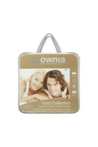 Downia-Gold-Collection-White-Goose-Down-amp-Feather-Mattress-Topper-Super-King-K