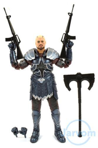 "Marvel Legends 6/"" Inch Studios 80 Years Thor Ragnarok Skurge Loose Complete"