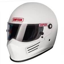 Full Face Helmet Funkier Sirius Downhill White//Black Large 58-60cm