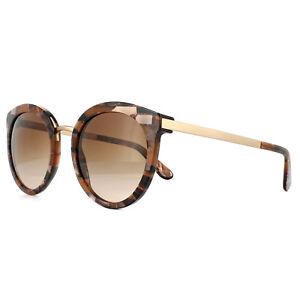 5b785e2c27736 Dolce   Gabbana Sunglasses 4268 313113 Cube Bronze Brown Gradient   eBay