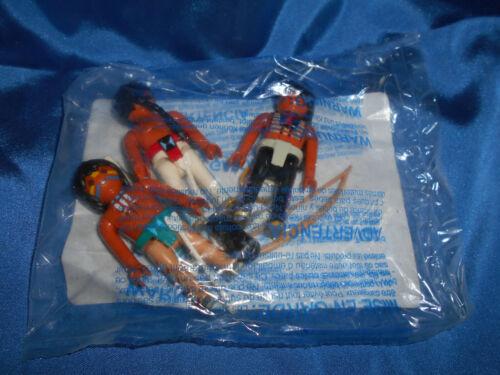 Playmobil Indianer 3er Set 6272 neu in Folienbeutel ungeöffnet